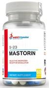 WESTPHARM Mastorin(s-23) 20mg (60капс)