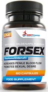 WESTPHARM Forsex 50mg (60капс)