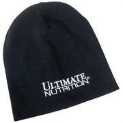 Ultimate Nutrition шапка (черный)