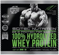 Scitec Nutrition 100% Hydrolyzed Whey Protein (1 порция) пробник