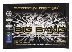 Scitec Nutrition Big Bang 3.0 (1 порция) пробник