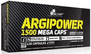 Olimp - ARGI POWER Mega Caps 1500mg (120капс)