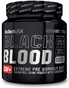 BioTech USA Black Blood CAF+ (300гр)