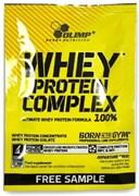 Olimp Whey Protein Complex (1 порция) пробник