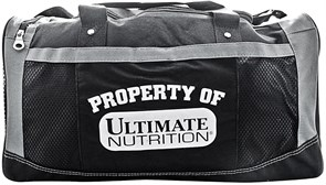 Ultimate Nutrition спортивная сумка