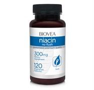 Biovea Niacin 300mg (120вег.капс)