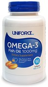Uniforce - Omega 3 1000mg (90гел.капс)