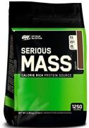Optimum Nutrition Serious Mass Europe (5455гр)