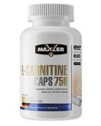 Maxler L-Carnitine caps 750 (100капс)