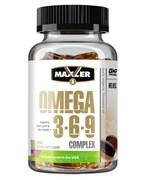 Maxler Omega 3-6-9 Сomplex (90капс)