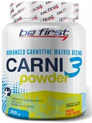 Be First - CARNI 3 powder (200гр)