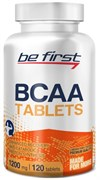 Be First - BCAA Tablets (120таб)