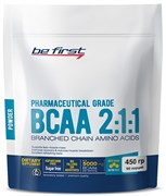 Be First - BCAA 2:1:1 powder (450гр) пакет