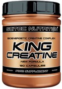 Scitec Nutrition - King Creatine (120капс)