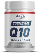 GeneticLab Nutrition - Coenzyme Q10 100mg (60гел.капс)