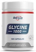 GeneticLab Nutrition - Glycine 1000 Capsules (100капс)