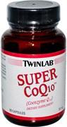 Twinlab Super CoQ10 (60капс)