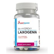 WESTPHARM Laxogenin 100mg (60капс)
