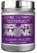 Scitec Nutrition Isolate Amino (250капс)