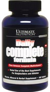 Ultimate Nutrition Daily Complete Formula (180таб)