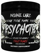 Insane Labz Psychotic Black (220гр)