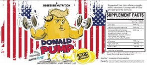 Obssessed Nutrition - Donald Pump (310гр)