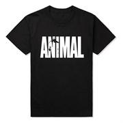 Universal Nutrition футболка Animal (черный)
