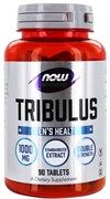 NOW - Tribulus 1000mg (90таб)