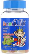 Gummi King Multi Vitamin + Mineral for Kids (60жев.таб)