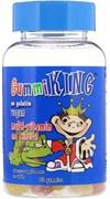 Gummi King Multi Vitamin + Mineral for Kids (60жев.таб)
