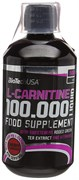 BioTech USA Liquid L-Carnitine 100000 mg (500мл)
