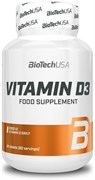 BioTech USA Vitamin D3 (60капс)