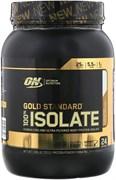 Optimum Nutrition Gold Standard 100% Isolate (744 гр)